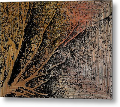 Arms Of Life Metal Print by Tim Allen