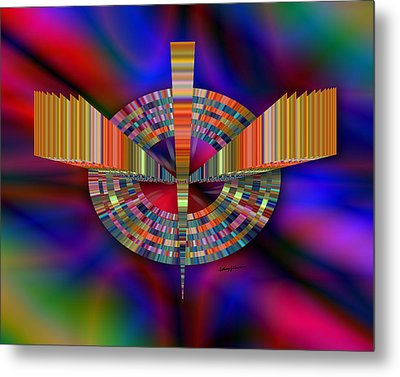 Artifact Metal Print by Anthony Caruso