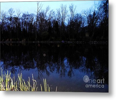 As Dawn Breaks Metal Print