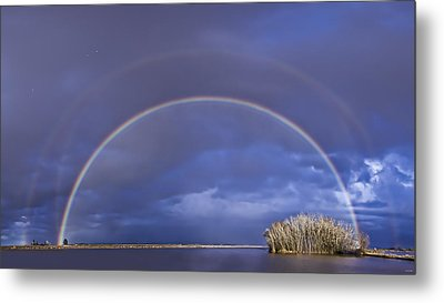 As Promised Metal Print by Donni Mac