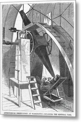 Astronomer, 1869 Metal Print by Granger