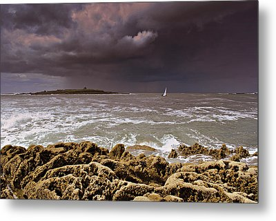 Atlantic Sky Metal Print