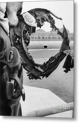 Attica Prison Riot, 1971 Metal Print by Granger