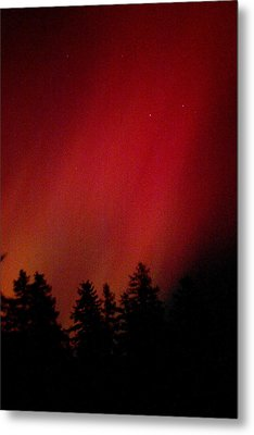 Metal Print featuring the photograph Aurora 01 by Brent L Ander
