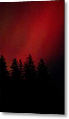 Metal Print featuring the photograph Aurora 02 by Brent L Ander