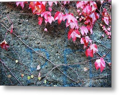 Autumn 14 Metal Print by Elena Mussi
