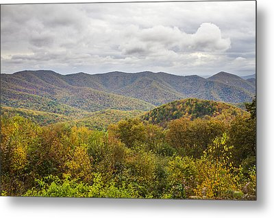 Autumn In Shenandoah National Park Metal Print by Pierre Leclerc Photography