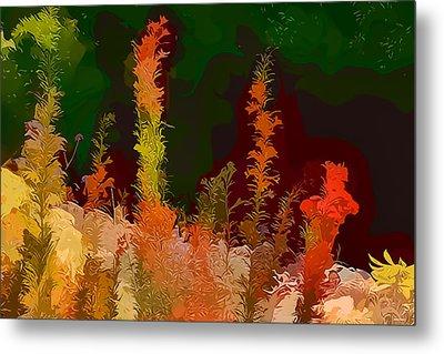 Autumn Pastel Metal Print by Tom Prendergast