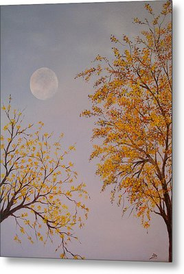 Autumn Twilight  Metal Print