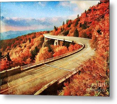 Autumn Views Metal Print by Darren Fisher