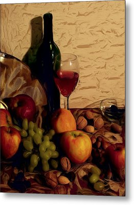 Autumn Weekend Metal Print