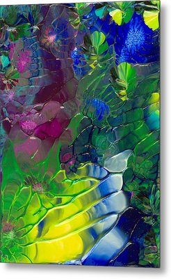 Avatar Metal Print by Nan Bilden
