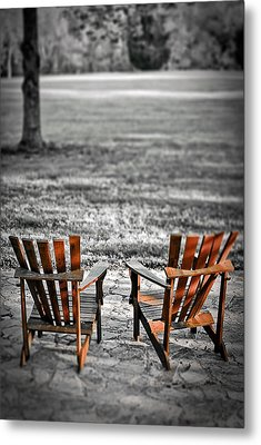 Ayr Afternoon Metal Print