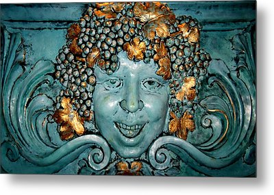 Bacchus Metal Print by Randall Weidner