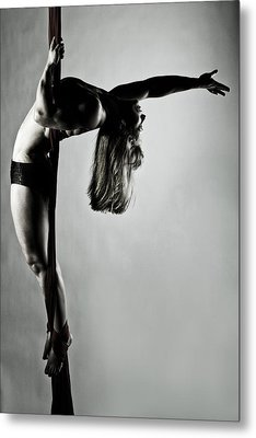 Balance Of Power 2012 Series 4 Metal Print by Monte Arnold
