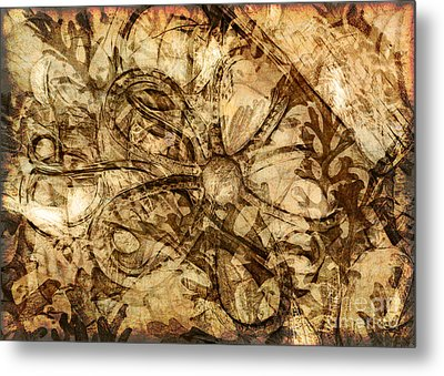Baubles Metal Print by Judi Bagwell