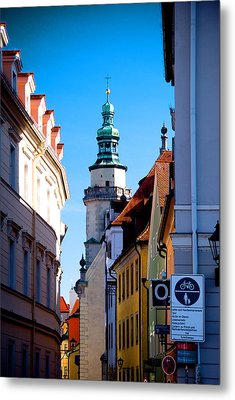 Bavarian Corridor  Metal Print by Anthony Citro