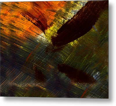 Bayou Mud Metal Print by Kimanthi Toure