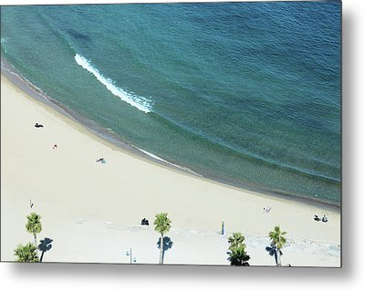 Beach Metal Print by G Fletcher