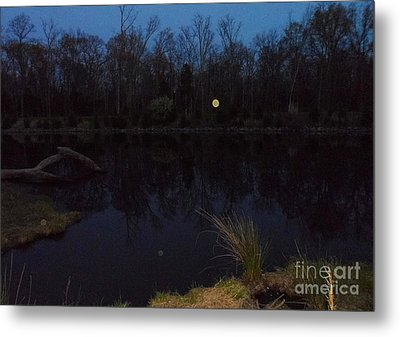 Beacon Beckons Metal Print