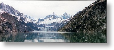 Beautiful Glacier Bay Metal Print by C Sitton