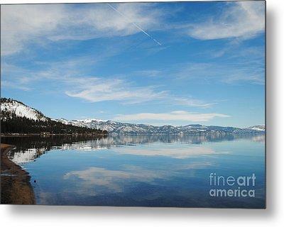 Beautiful Lake Tahoe Metal Print