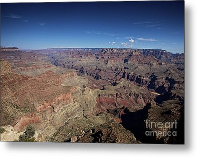 Beautiful Vista At Powell Point, Grand Metal Print by Terry Moore
