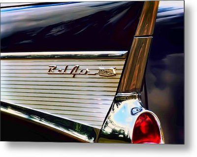 Bel Air Metal Print by Scott Norris