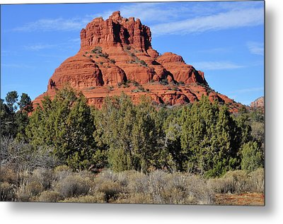 Metal Print featuring the photograph Bell Rock by Helen Haw