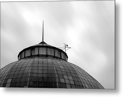 Belle Isle Anna Scripps Whitcomb Conservatory Metal Print by Gordon Dean II