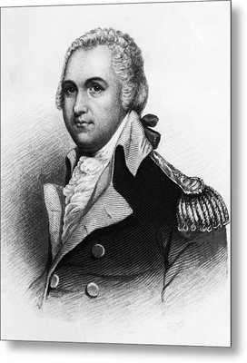 Benedict Arnold 1741-1801, American Metal Print by Everett