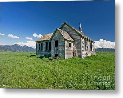 Metal Print featuring the photograph Better Days by Mitch Shindelbower