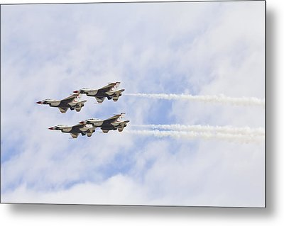 Beyond Mach One Metal Print
