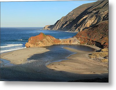 Metal Print featuring the photograph Big Sur by Scott Rackers