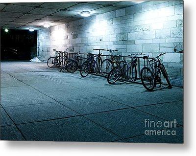 Bikes Metal Print by Igor Kislev