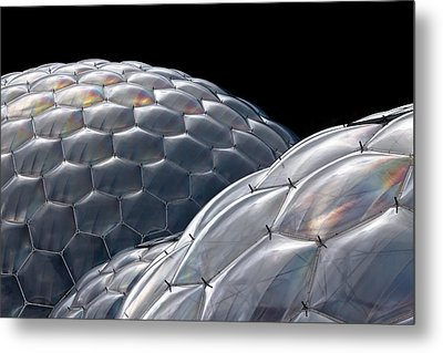 Metal Print featuring the photograph Biomes by Justin Albrecht