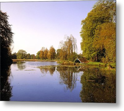 Birr Castle Demesne, Co Offaly, Ireland Metal Print by The Irish Image Collection