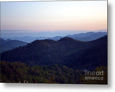 Black Rock Mountain-36 Metal Print
