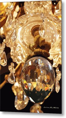 Bling No. 5 Metal Print