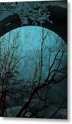 Blue Lagoon  Metal Print by Jerry Cordeiro