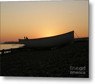Boat Metal Print by Spice