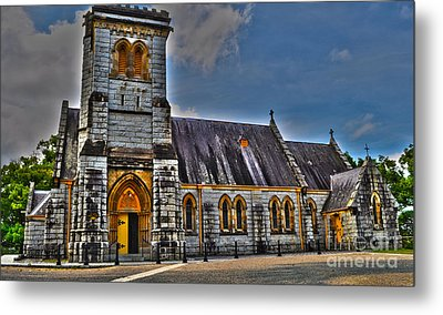 Bodalla All Saints Anglican Church  Metal Print by Joanne Kocwin