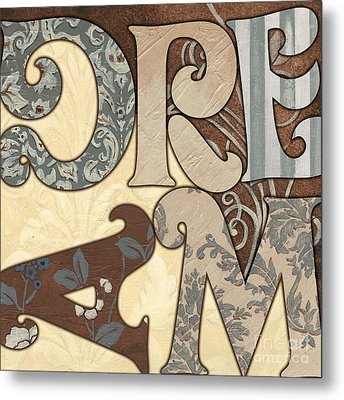 Bohemian Dream Metal Print by Debbie DeWitt