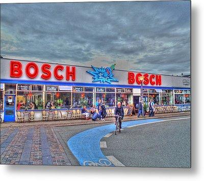 Bosch Metal Print by Barry R Jones Jr