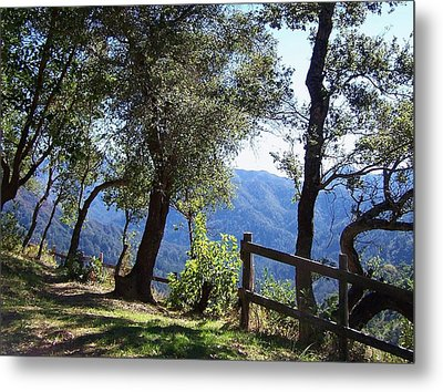 Metal Print featuring the photograph Bottchers Gap by Christine Drake