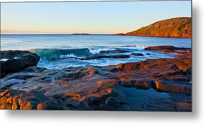Boulder Bay Sunrise Metal Print