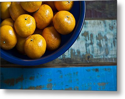 Bounty Metal Print by Tammy Lee Bradley