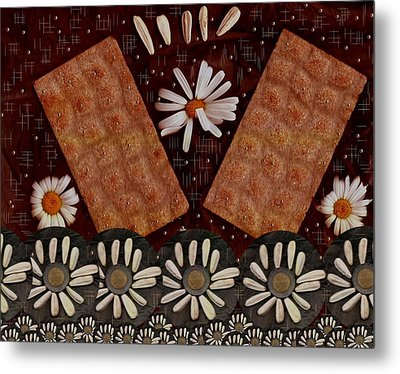 Bread And Summer Metal Print