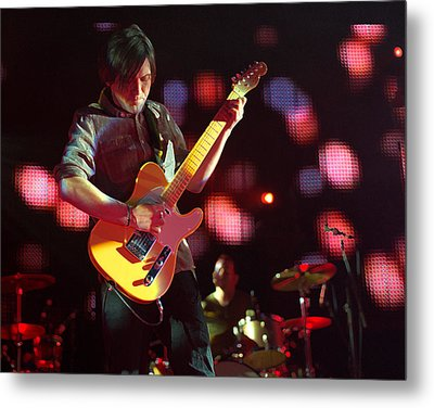 Bright Eyes Metal Print by Jeff Ross
