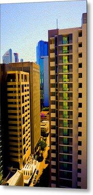 Brisbane 25th Floor 03 Metal Print by Joe Michelli